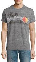 Sol Angeles Half Moon Bay Pocket T-Shirt, Gray