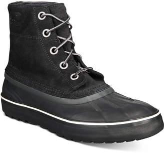 Sorel Men Cheyanne Metro Lace-Up Boots Men Shoes