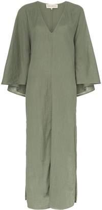 Mara Hoffman Tora V-neck maxi dress