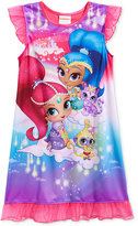 Shimmer and Shine Nightgown, Little Girls (2-6X) & Big Girls (7-16)