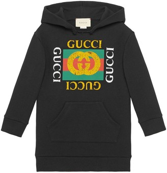 Gucci Kids Children's dress with Gucci logo