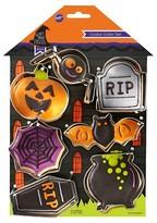 Wilton 7 Piece Cookie Cuter Set - Haunted House