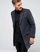 Scotch & Soda Long Wool Overcoat