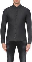 Replay Regular-fit denim shirt