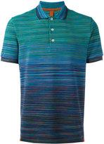 Missoni classic polo shirt - men - Cotton - S