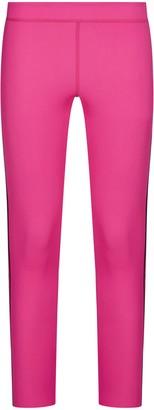 Off-White Logo Tape Leggings