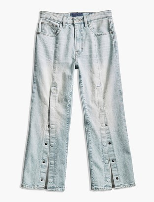 Lucky Brand Lucky Pins High Rise Jean With Snaps