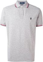 Polo Ralph Lauren striped detail polo shirt - men - Cotton - S