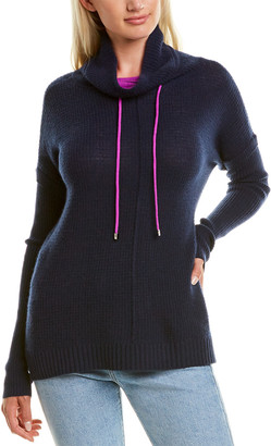 LISA TODD Well Traveled Cashmere Sweater