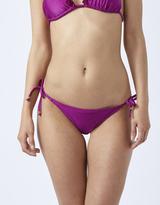 Accessorize Flora String Bikini Briefs