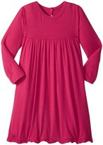 Kickee Pants Swing Dress (Toddler) - Rhododendron - 4T
