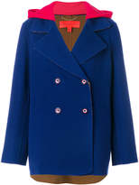 Tommy Hilfiger double face peacoat