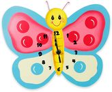 Teamson Fantasy Fields Magic Garden Butterfly Wall Clock