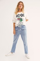 We The Free City Slouch Tapered Jeans by at Free People