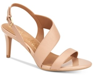 Calvin Klein Women's Lancy Dress Sandals Women's Shoes