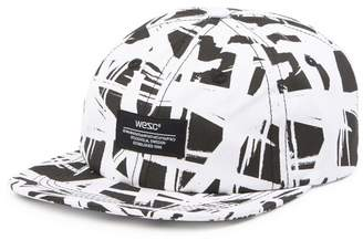 Wesc Hans Abstract Hat