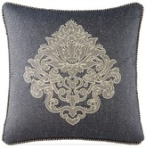 """Waterford Vaughn 18"""" Square Decorative Pillow"""