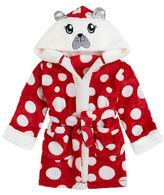 Petit Lem Animal Hood Robe