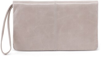 Hobo Evolve Leather Clutch