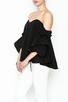 The Clothing Co Bubble Sleeve Blouse