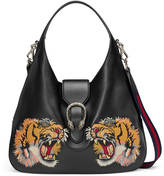 Gucci Dionysus embroidered leather hobo
