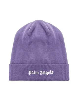 Palm Angels Logo Beanie
