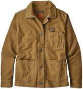 Patagonia Women's All Seasons Hemp Canvas Chore Coat