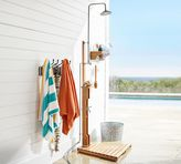 Pottery Barn Outdoor Shower