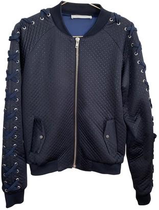 Ash Navy Jacket for Women