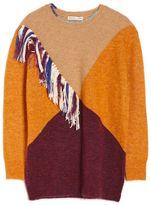 Tsumori Chisato Fox Fringe Sweater