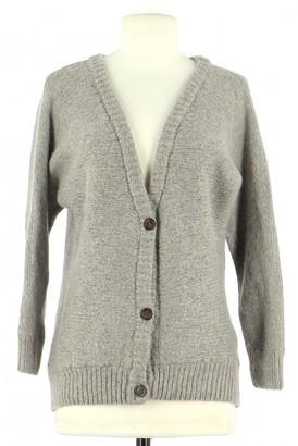 American Vintage Grey Wool Knitwear for Women