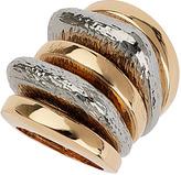Smooth Metal Ring Pack