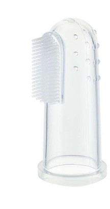 Kidsme Silicone Finger Toothbrush Gum Massager