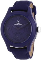 Toy Watch ToyWatch Women's Quartz Watch TTF02BL TTF02BL with Plastic Strap