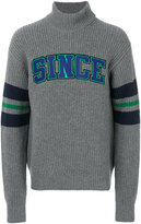 MSGM Since knitted sweater