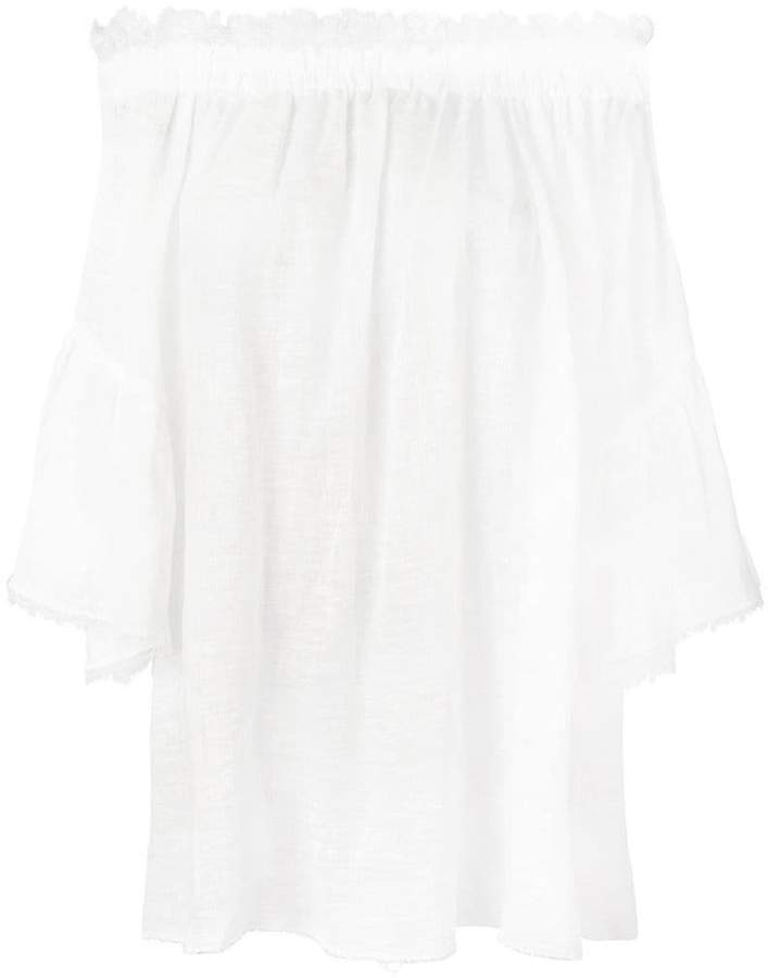 Ermanno Scervino off-shoulder dress