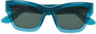 Han Kjobenhavn Square Frame Glasses