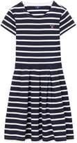Gant Girls Breton Stripe Dress