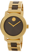 Movado Men&s 38mm Bold Bracelet Watch