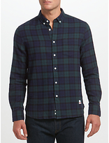Penfield Blackwatch Check Shirt, Blue