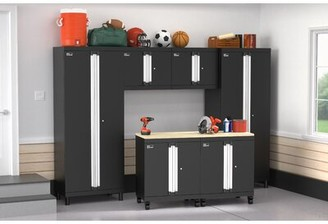 ClosetMaid ProGarage 7 Piece Cabinet Set
