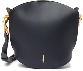 THACKER Solenn Leather Crossbody Bag