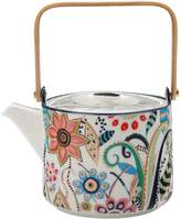 Christopher Vine Eden Teapot with Wood Handle, 700ml