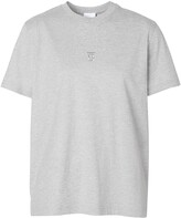 Burberry embroidered TB motif T-shirt