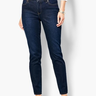 Talbots Slim Ankle Jeans - Indy Wash