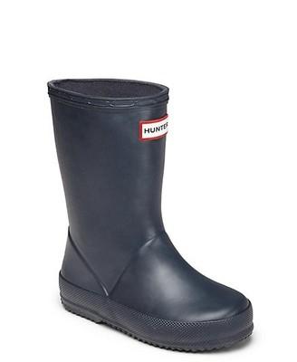 Hunter Baby's & Little Kid's First Original Rubber Rain Boots