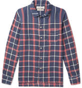 Remi Relief Checked Linen Shirt