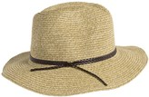 Scala Pronto Rancher Hat - UPF 50+, Toyo Straw (For Women)
