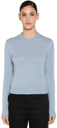 Bottega Veneta Brushed Cashmere Blend Knit Sweater