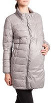Women's Modern Eternity Convertible Down Maternity Jacket